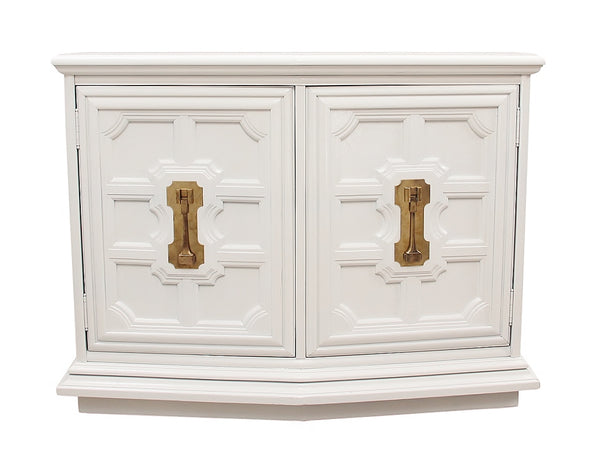 Hollywood Regency Style Credenza 1