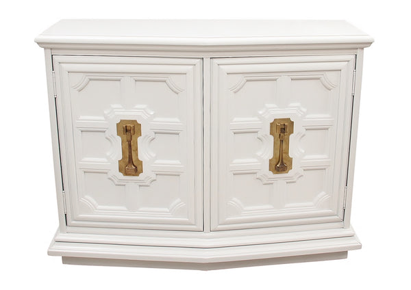 Hollywood Regency Style Credenza 2