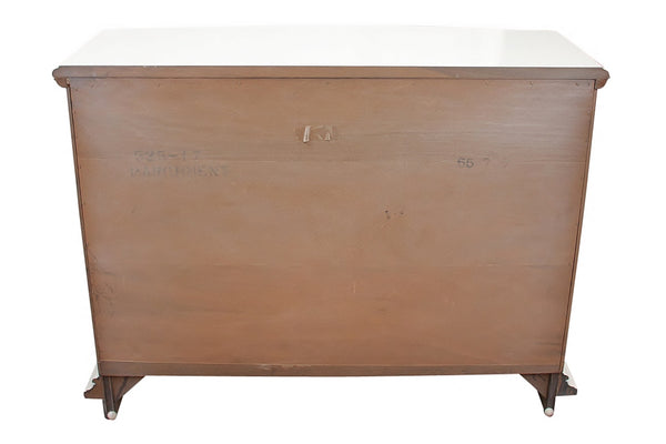 Hollywood Regency Style Credenza 6