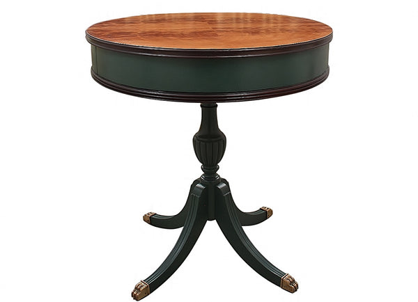 1960's Neoclassical Side Table