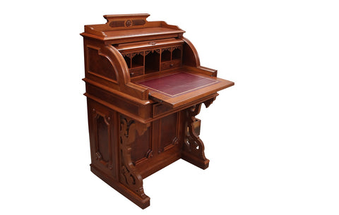 1860s George C. Flint and Company desk