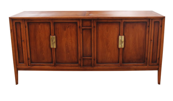 1960's Mid Century Modern Solid Wood Dresser by Drexel