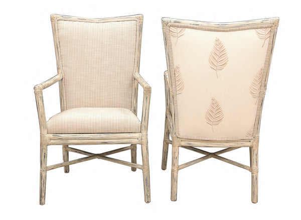 "McGuire ""Cambria"" Chairs"
