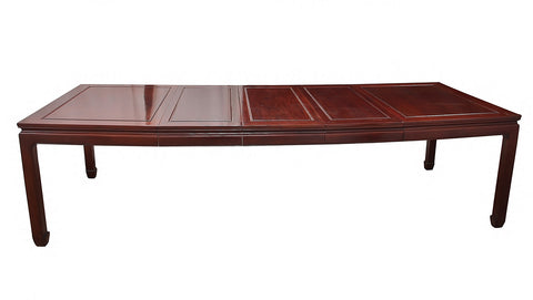 Modern Solid Rosewood Ming Style Dining Table