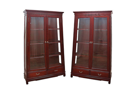 1970's Rosewood Cabinets