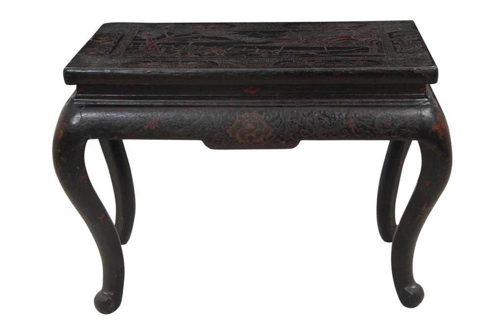 Antique French Style Tea Table