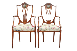 Antique Adams Chairs