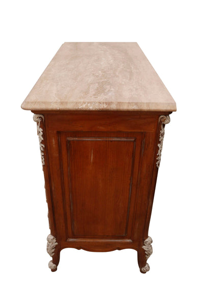French Dresser with Marble Top
