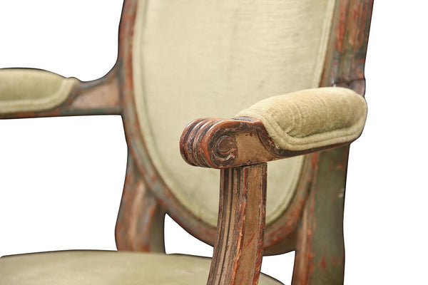 Late 18th Century French Fauteuils