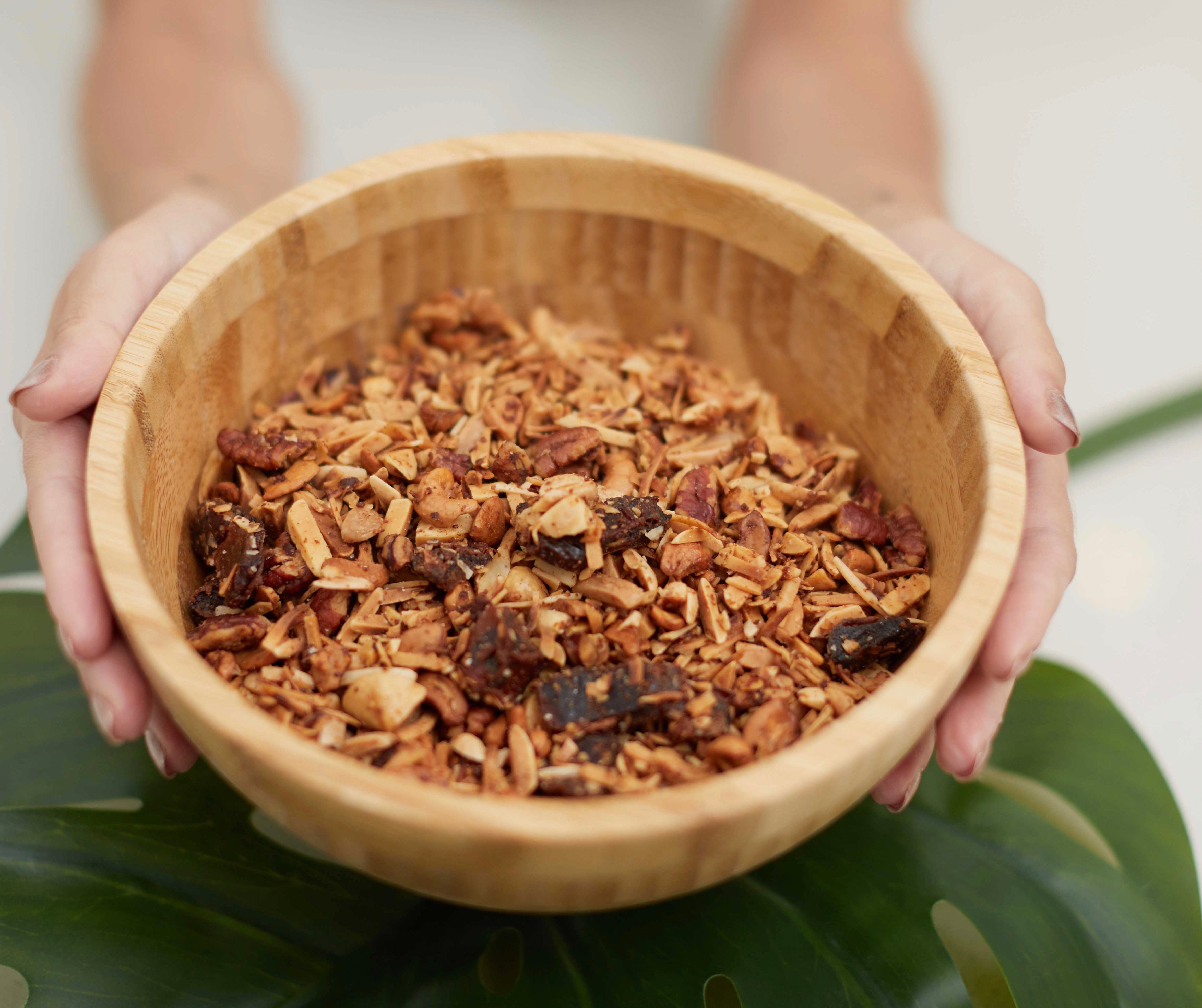 The Paleo Girls Granola