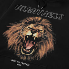 Load image into Gallery viewer, ARISE GREATNESS HOODIE - BLACK - ARISE