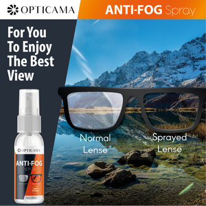 Opticama Anti-Fog Spray 1 fl oz (30ML)