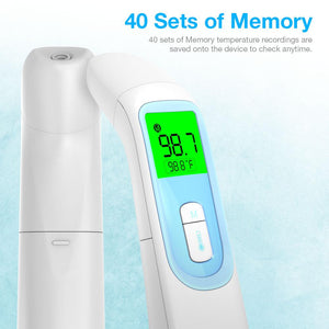 CandyCare Forehead & Ear Non-Contact Thermometer