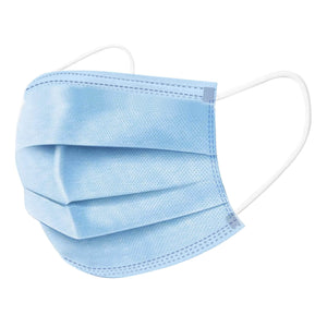 3-Ply Disposable Face Mask [50-Pack]