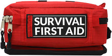 Load image into Gallery viewer, Survival First Aid Kit - Red or black