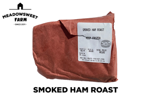 Smoked Ham Roast (approx. weight 2.5lb)
