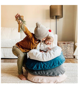 Infant Newborn Portable Crib Travel Cradle Cushion Baby Bassinet Bumper Room Decor