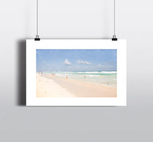 Load image into Gallery viewer, Lying on the Beach