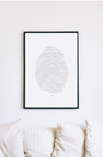 Load image into Gallery viewer, Identity Art Print 40cm x 50cm