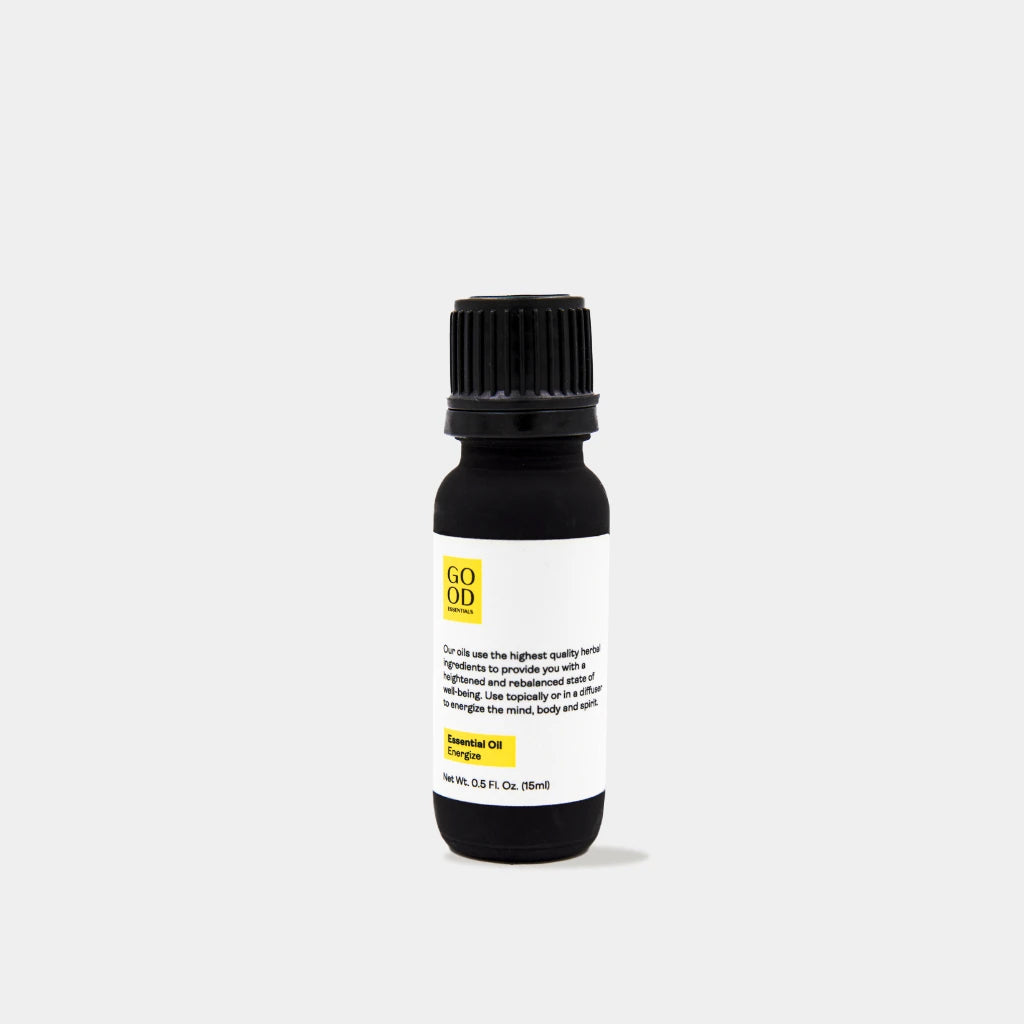 Adaptogenic Essential Oil Blend - <em>Energize</em>