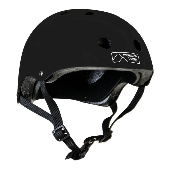 Mountain Buggy casco protector en color black_default