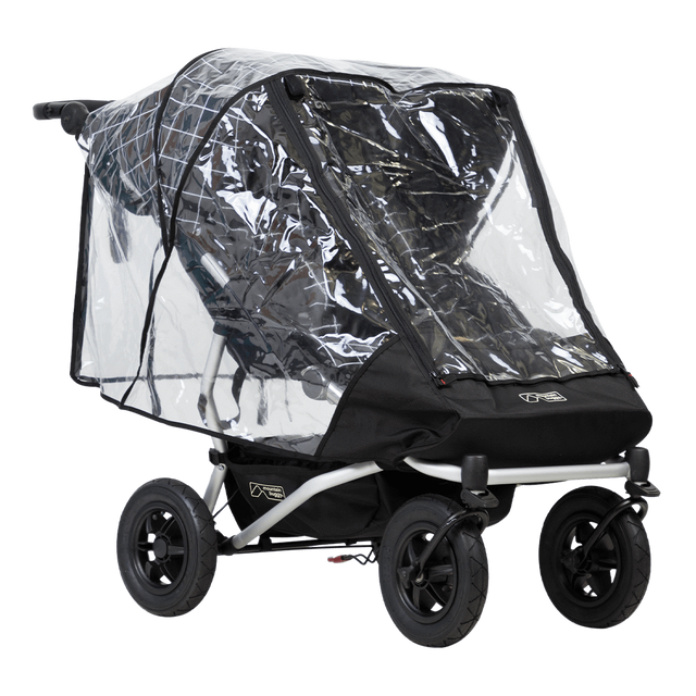 Mountain Buggy duet  doble storm cover_defecto