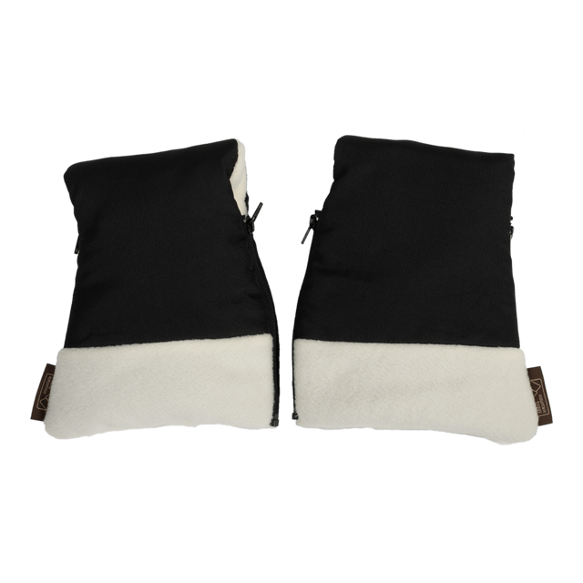Mountain Buggy set of 2 handmuffs_black