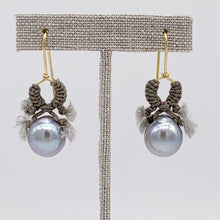 Load image into Gallery viewer, Fait Main Handmade Earrings