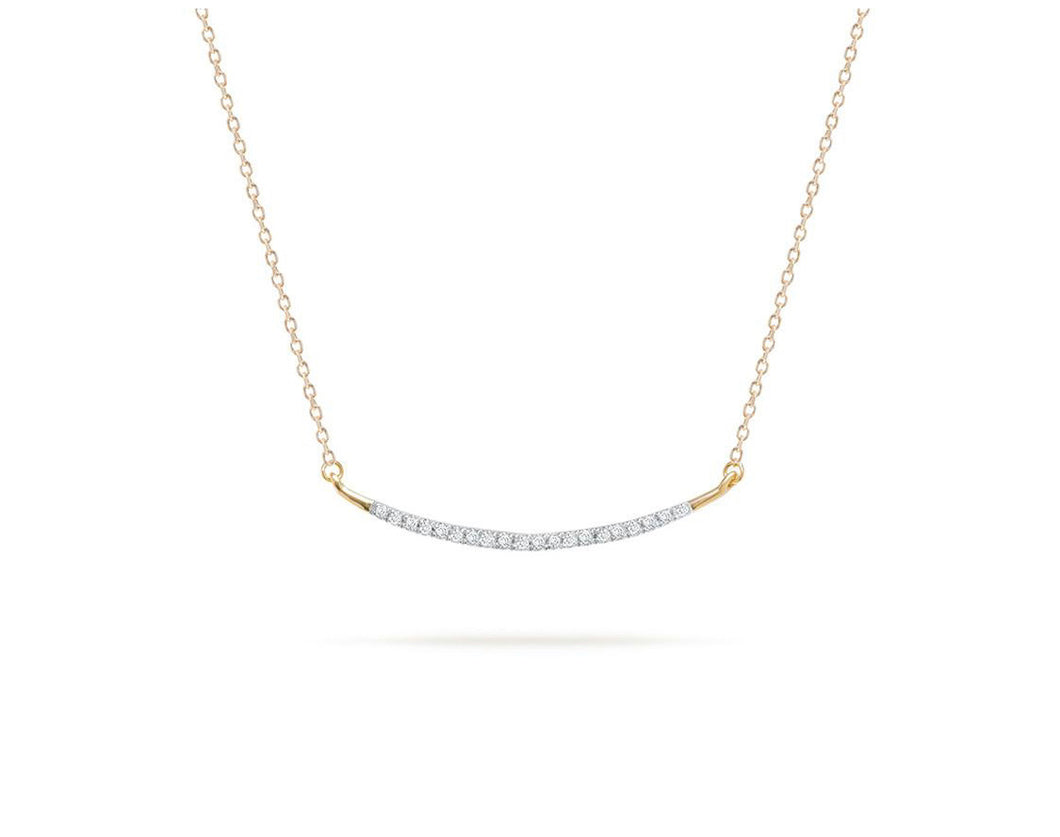 Adina Reyter Large Curve Necklace