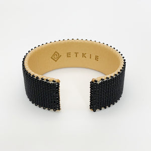 ETKIE Lolita Glass Cuff, Large