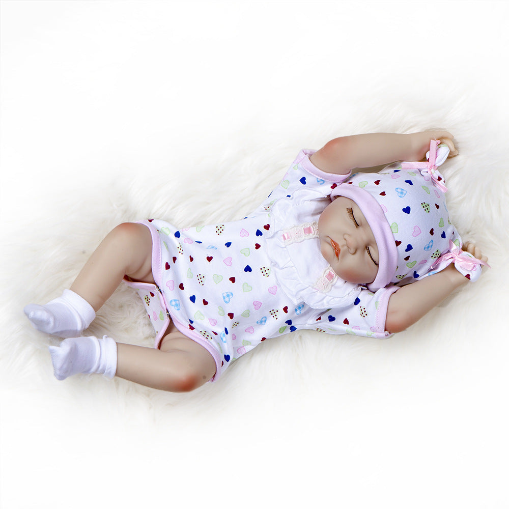 20''Real Dolls Realistic Giftsilicone reborn doll