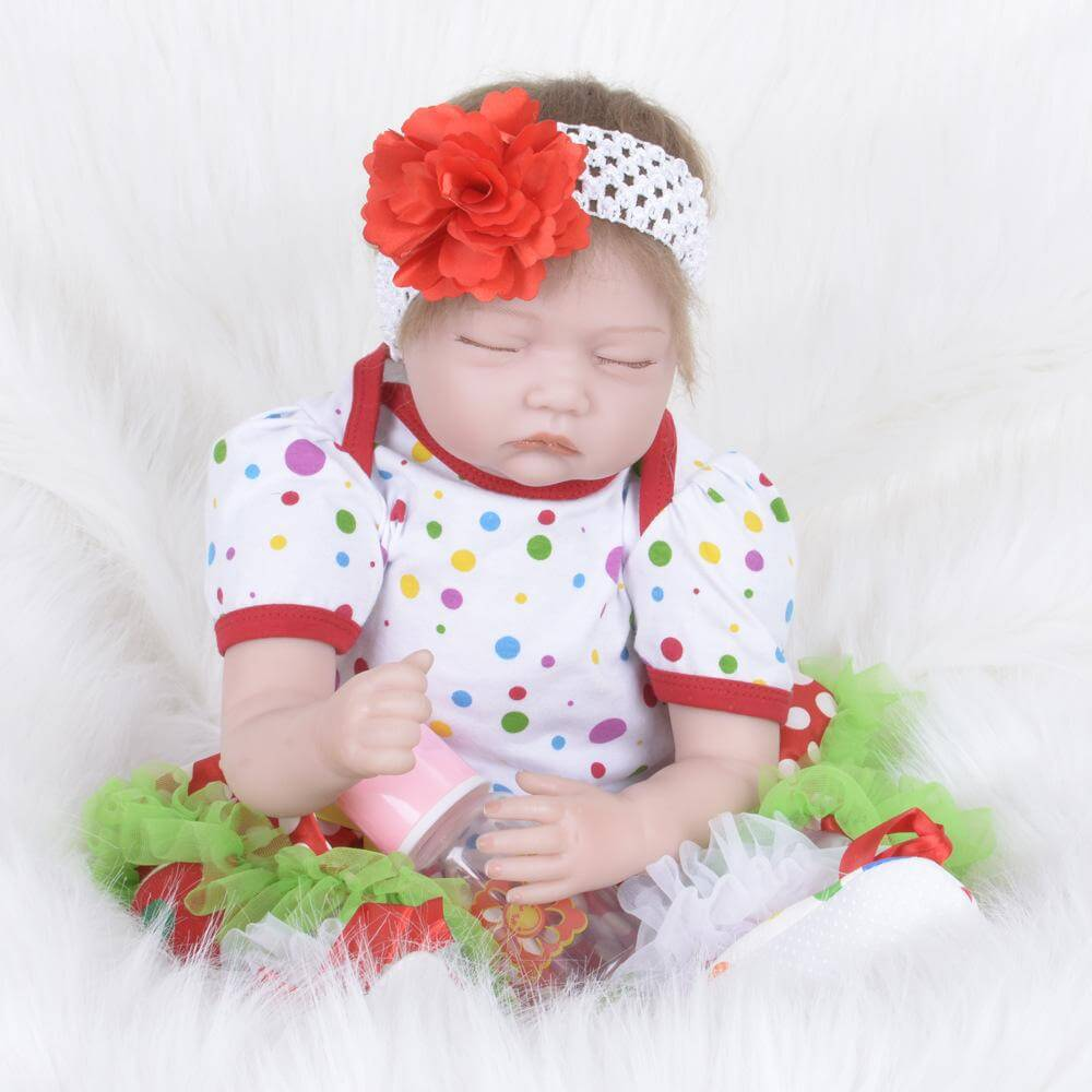 22''Amazing sleeping baby