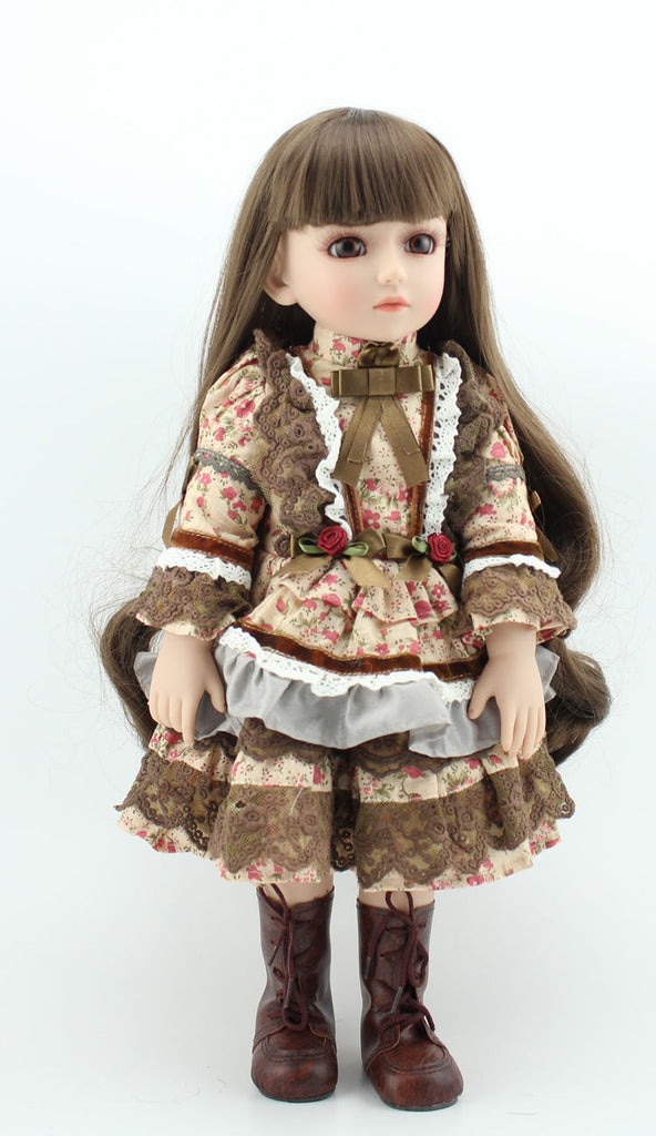 18''SD / BJD Simulation Beautiful Princess Doll Girl Toy High-end Exquisite Gift Collection Hobby