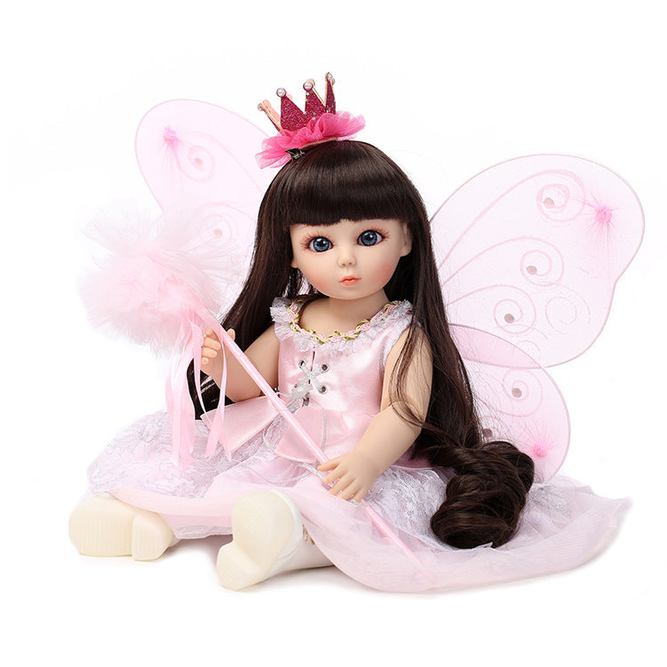 18''Children's Day Gift Special Sale SD / BJD Princess Joint Doll Girl Gift Dress Up Doll