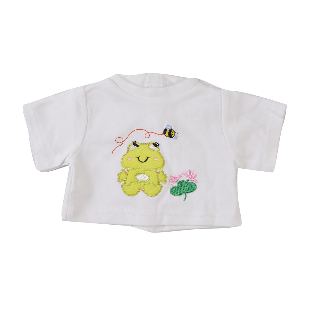 Long sleeve frog clothing cotton 4-piece set of 22-23 inch baby climbing clothing