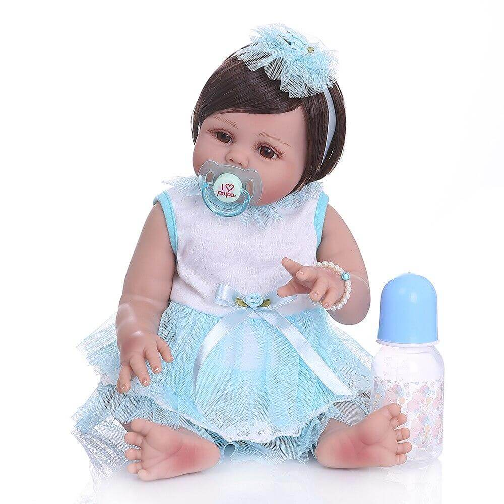 20'' NEW toddler newborn bebe doll reborn baby girl