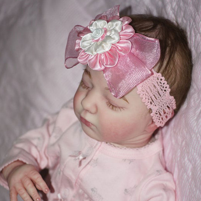 👶Open Mouth Hold Real Pacifier Reborn Babies Dolls