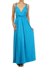 Sexy Convertible Maxi Dress Infinity Wrap