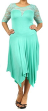 SEXY SLIMMING PLUS Size Dress