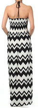 Must Have Chevron Maxi Dress