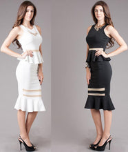 Beautiful Pencil Skirt Set
