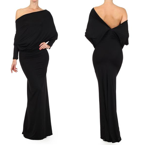 Ooh La La Convertible Maxi Dress