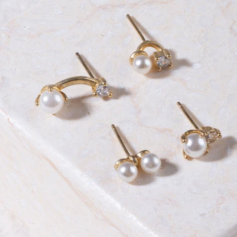 beautiful pearl jewelry collections from Jade Moon Co
