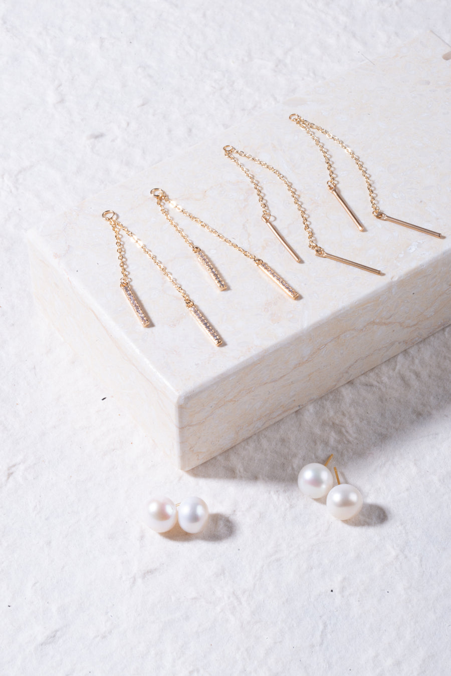 MIX&MATCH Elegance Pearl Earrings