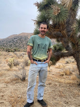 Load image into Gallery viewer, Cactus Jams Plant Dyed T-shirt
