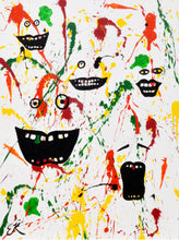 Load image into Gallery viewer, Is There Anything in my Teeth?-  Art Print