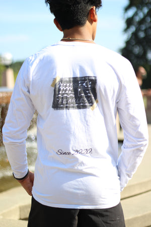 """Fearless"" Unisex Graphic Long Sleeves - SeaSup (Seattle Supreme Clothing)"