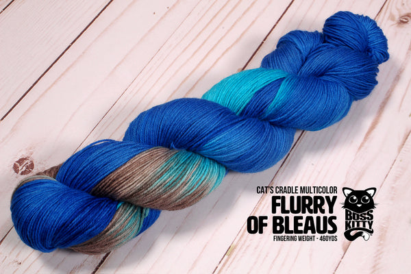 """Flurry of Bleaus"" 