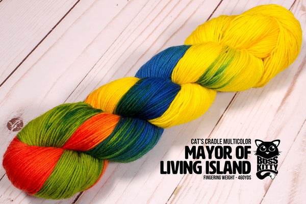 """Mayor of Living Island"" 