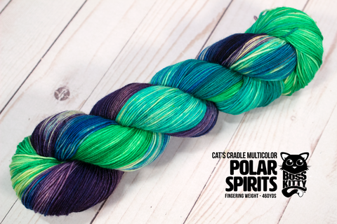 """Polar Spirits."" 